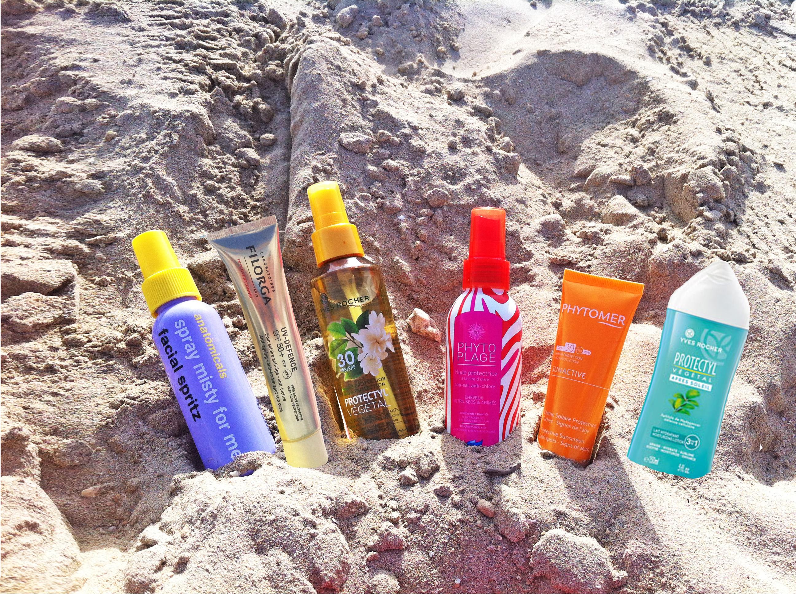 Savez vous ce que peut faire le soleil vos cheveux conseils de protection mariage tout - Que faire pour les coups de soleil ...