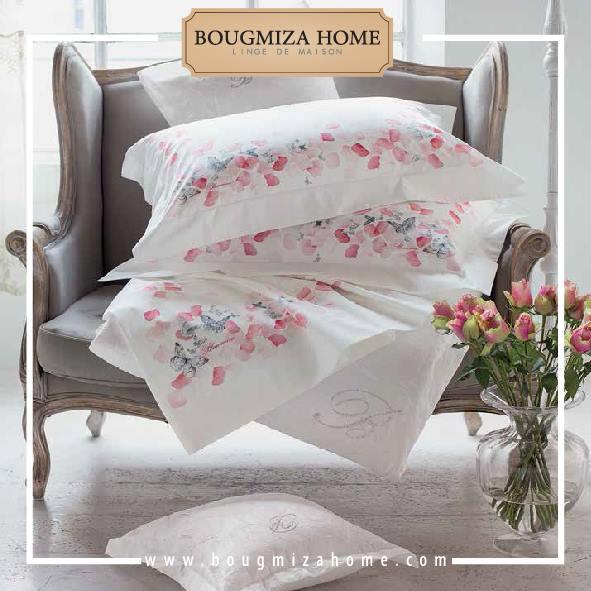 bougmiza home la marque linge de maison 100 made in tunisia mariage tout prix. Black Bedroom Furniture Sets. Home Design Ideas