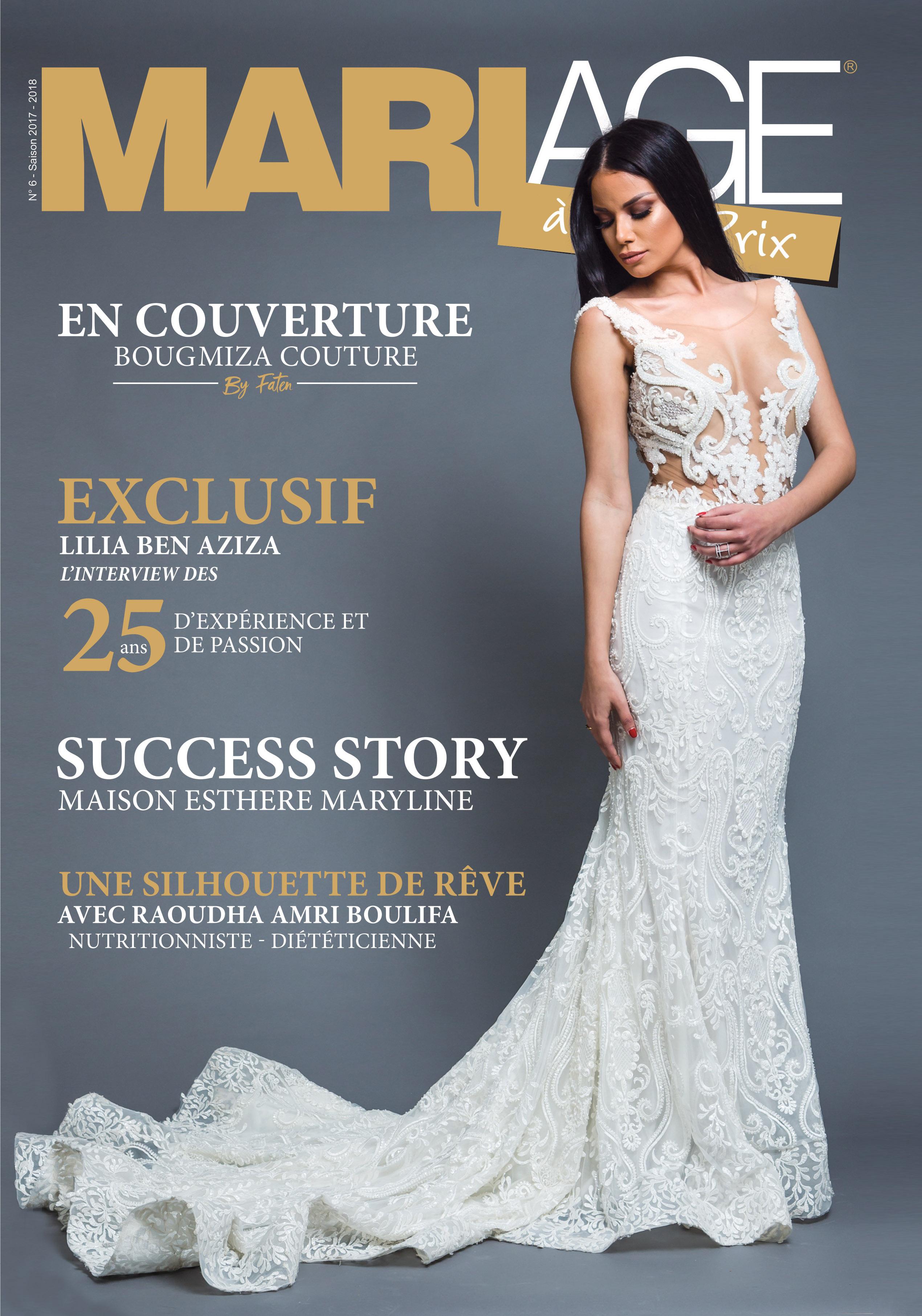 Prix robe de mariage en tunisie