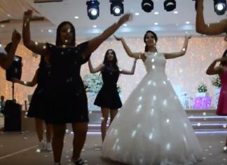 chorégraphie mariage tunisie