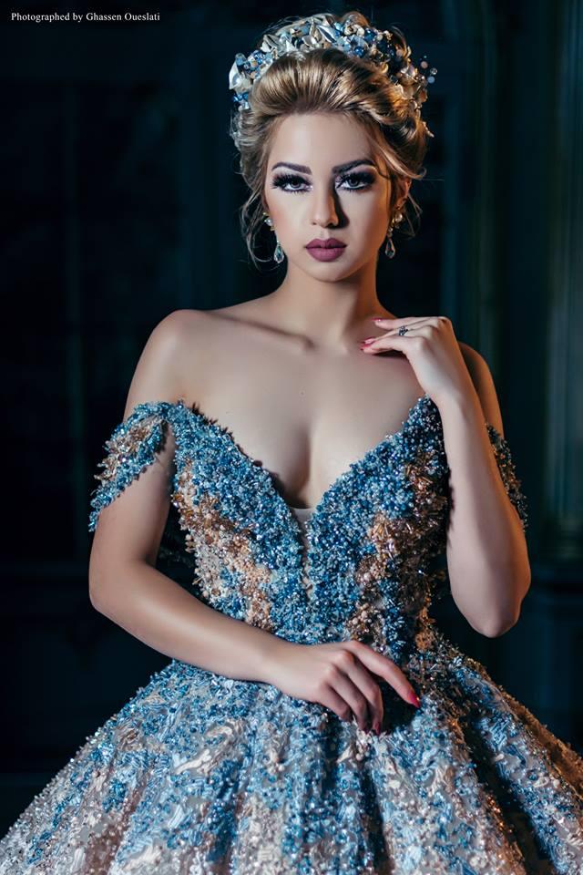Robes soiree 2018 tunisie