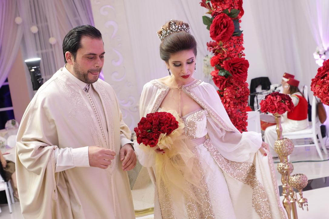 Un Mariage Tunisien D Une Beaute Royale Marwa Nous Raconte Son