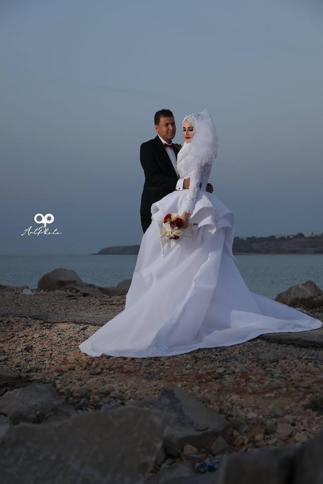 Khadhraoui_plus_belles_mariée_tunisiennes2019