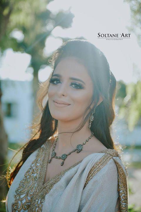 Marwa_Saidi1_plus_belles_mariées_tunisiennes2019