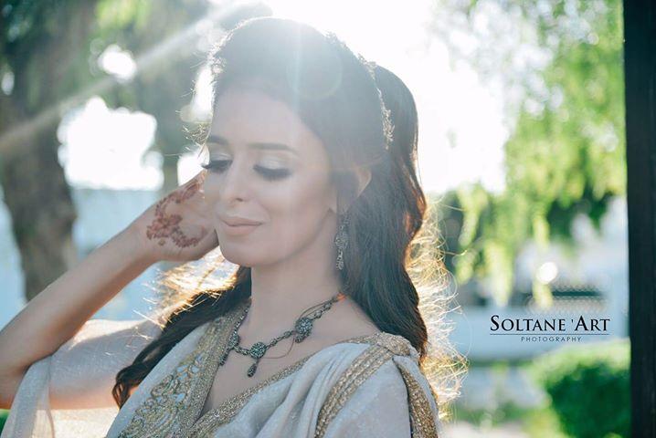 Marwa_Saidi_plus_belles_mariées_tunisiennes2019
