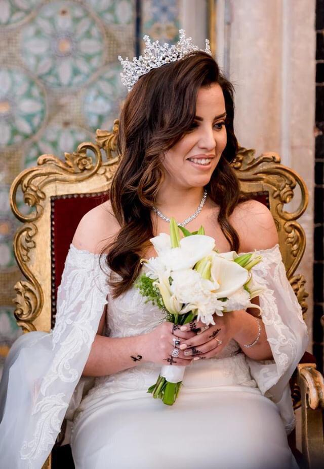 Samar_D2_plus_belles_mariées_tunisiennes2019