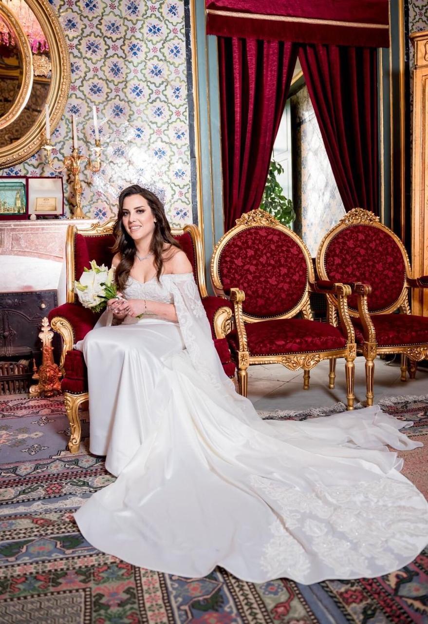 Samar_D3_plus_belles_mariées_tunisiennes2019