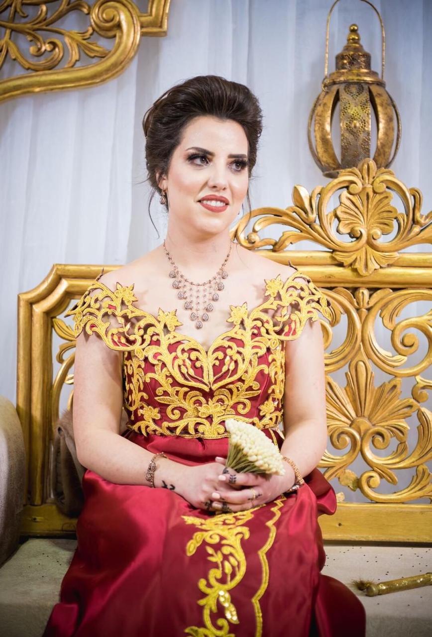 Samar_D4_plus_belles_mariées_tunisiennes2019