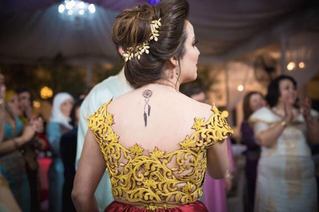 Samar_D7_plus_belles_mariées_tunisiennes2019