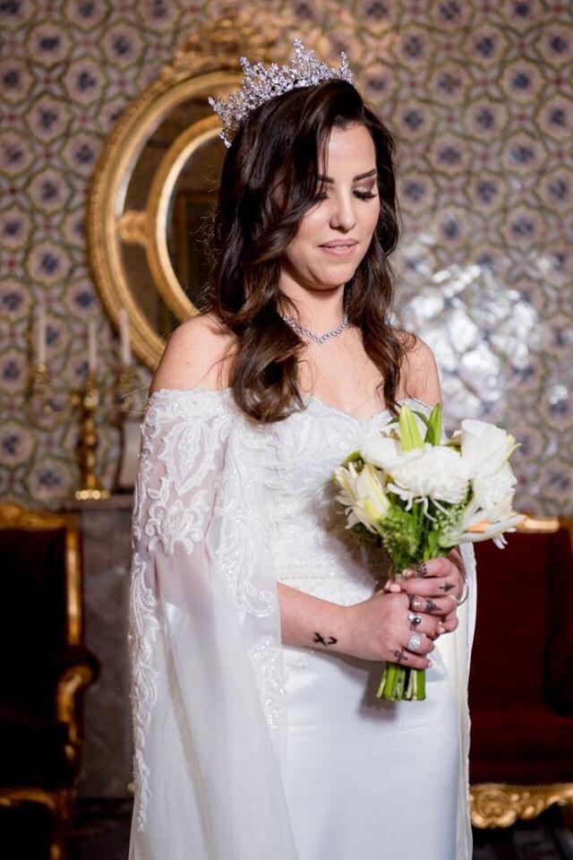 Samar_D_plus_belles_mariées_tunisiennes2019