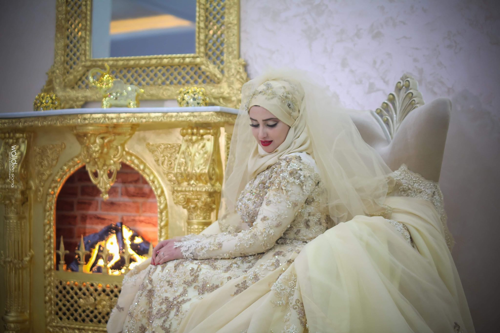 Tesnim_M11_plus_belles_mariées_tunisiennes2019