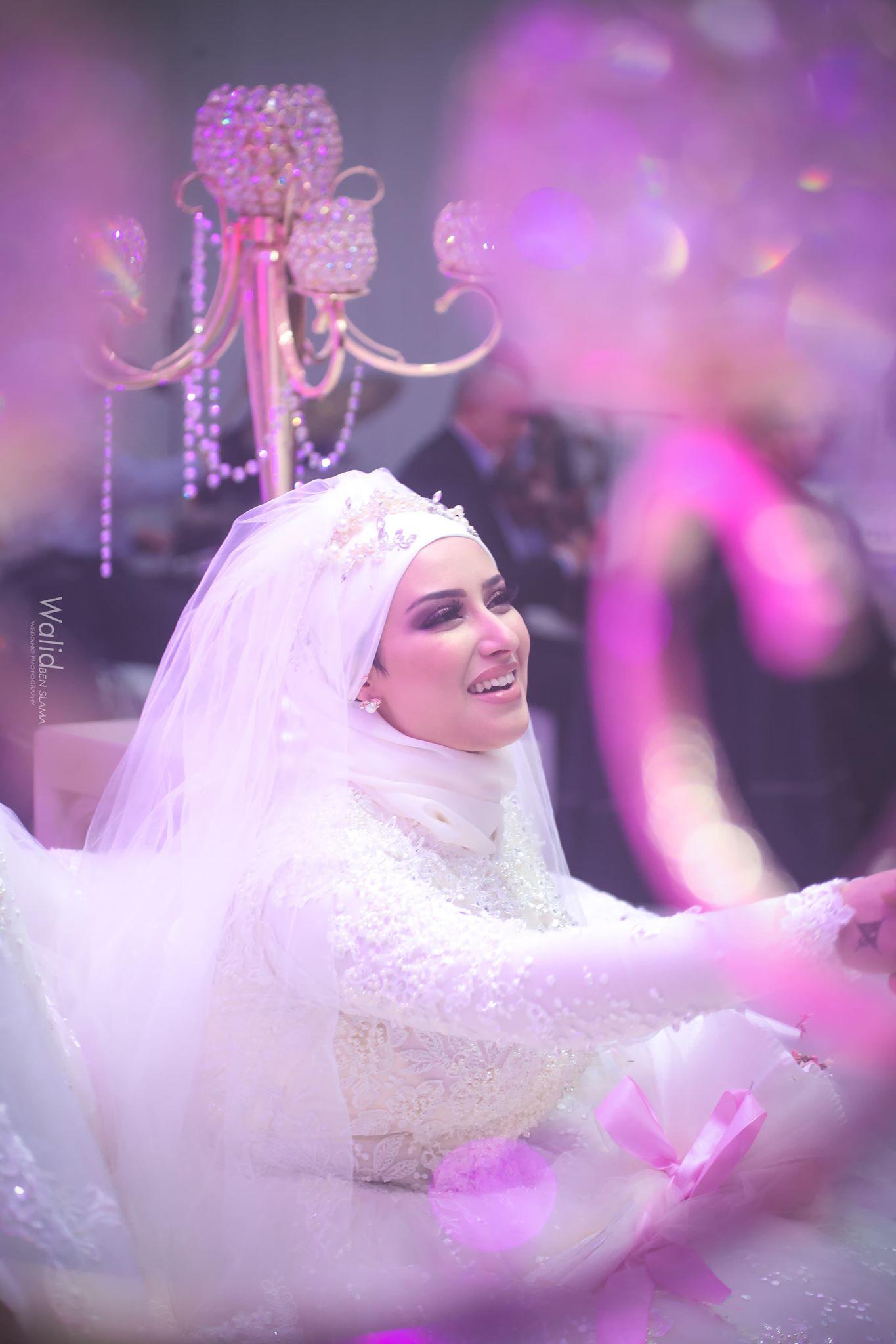 Tesnim_M1_plus_belles_mariées_tunisiennes2019