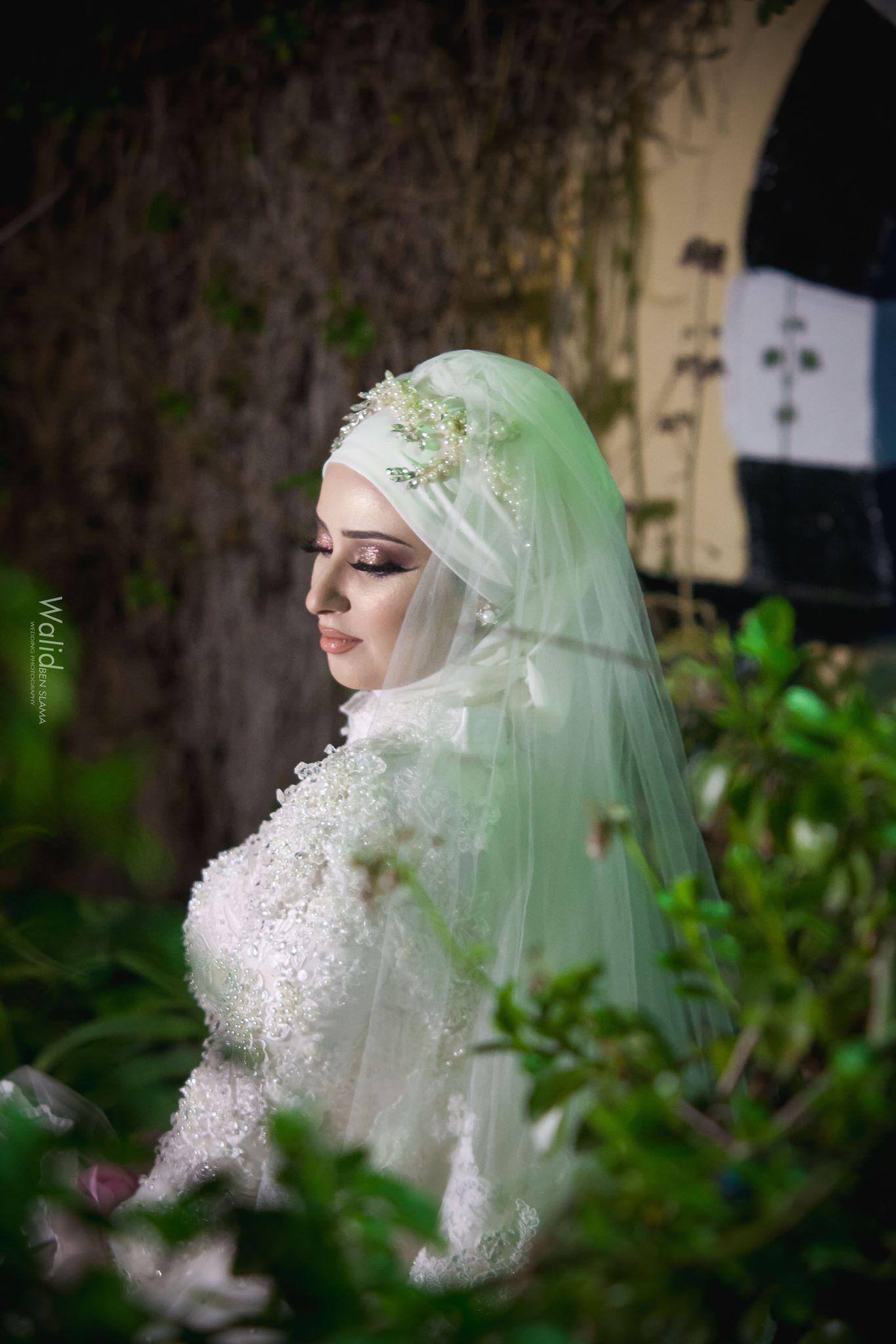 Tesnim_M2_plus_belles_mariées_tunisiennes2019
