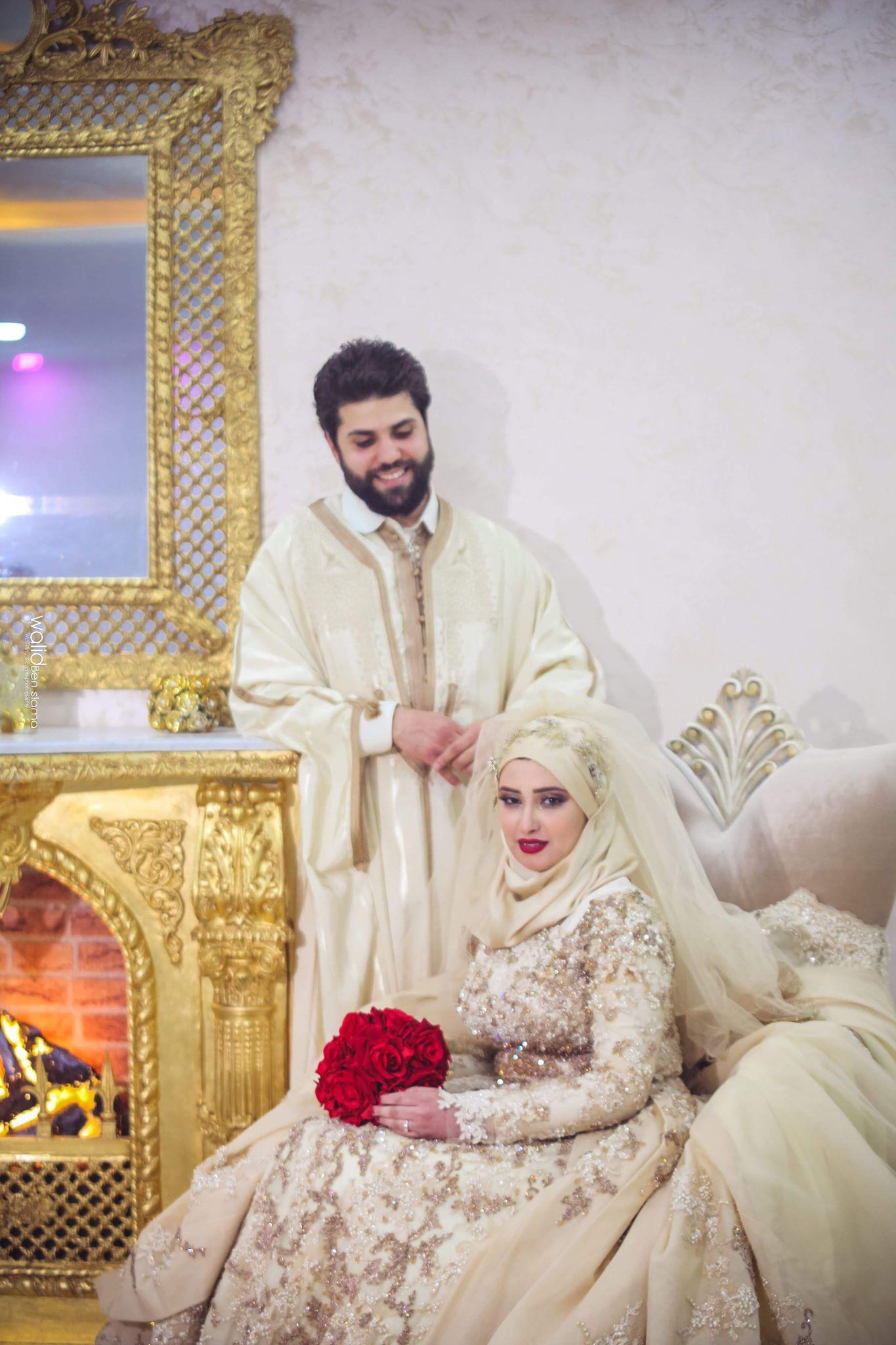 Tesnim_M5_plus_belles_mariées_tunisiennes2019