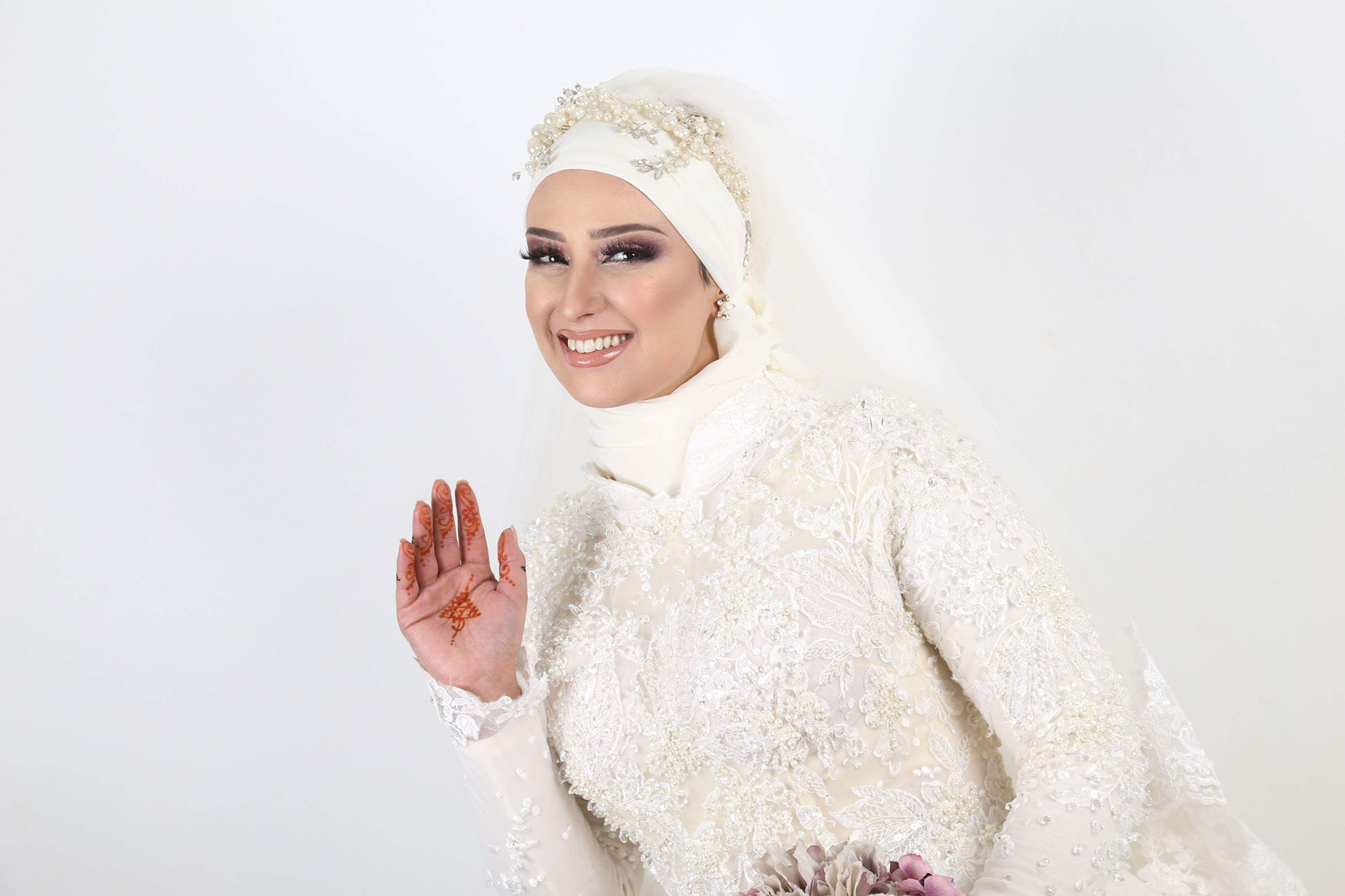 Tesnim_M7_plus_belles_mariées_tunisiennes2019