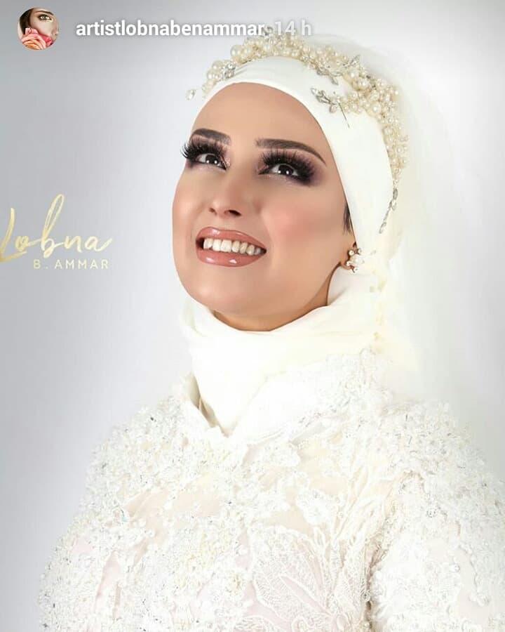 Tesnim_M8_plus_belles_mariées_tunisiennes2019