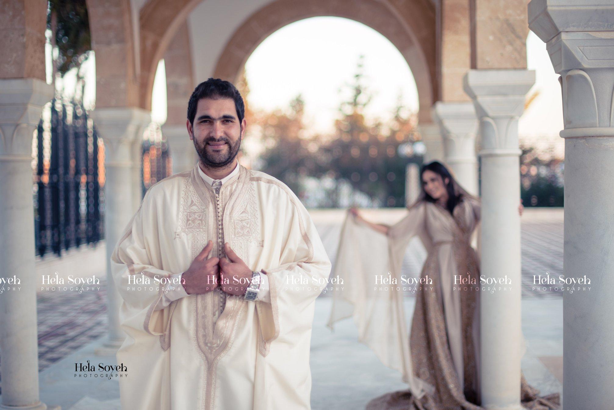 sondos35_plus_belles_mariée_tunisiennes2019