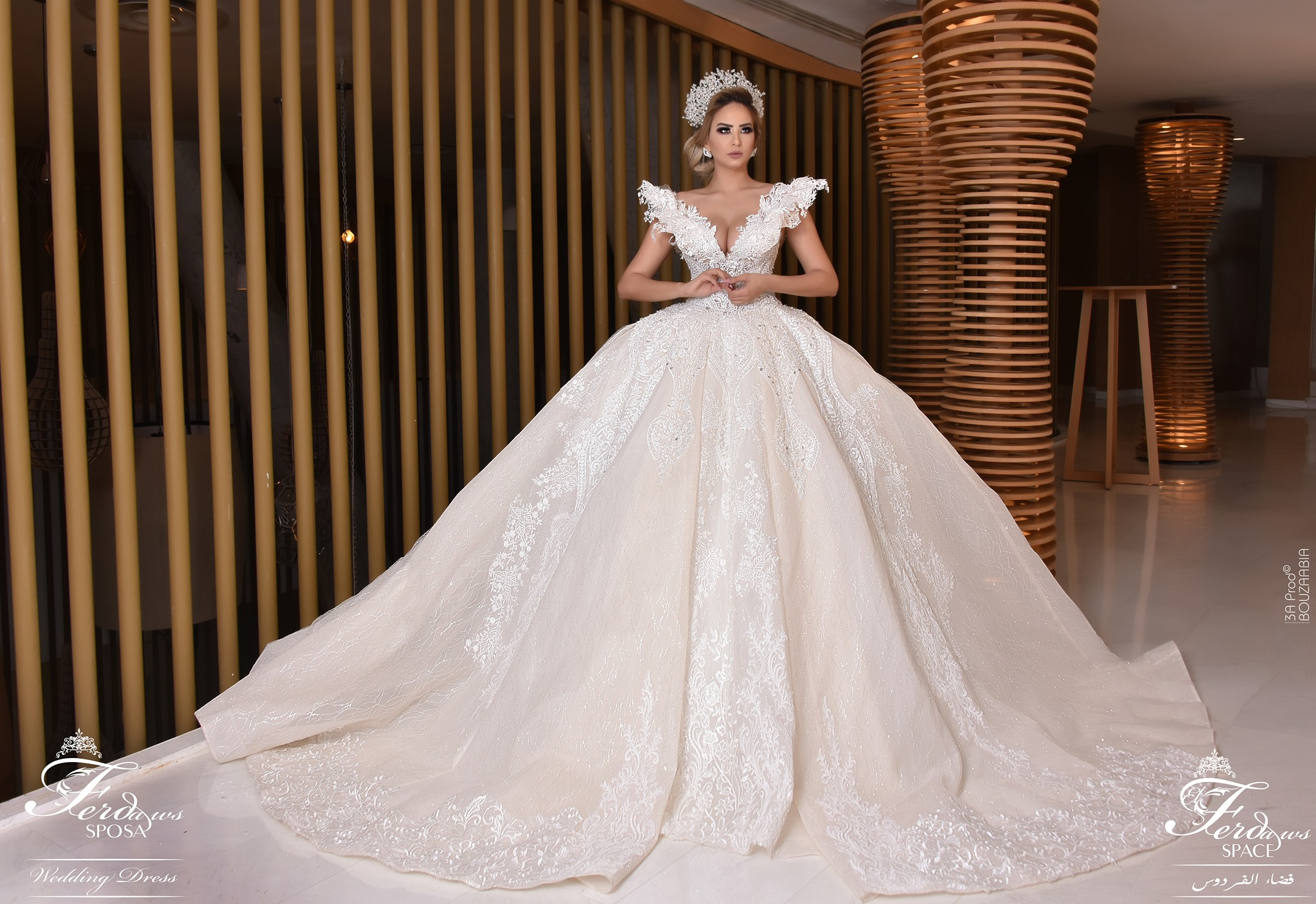 Ferdaws Sposa : collection royale