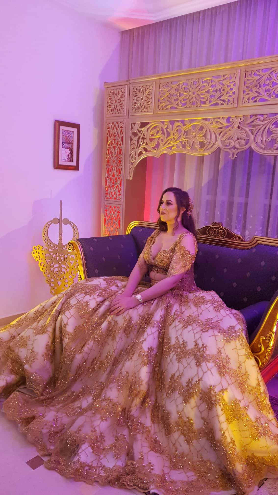 Emna_at2_plus_belles_mariées_tunisiennes2019