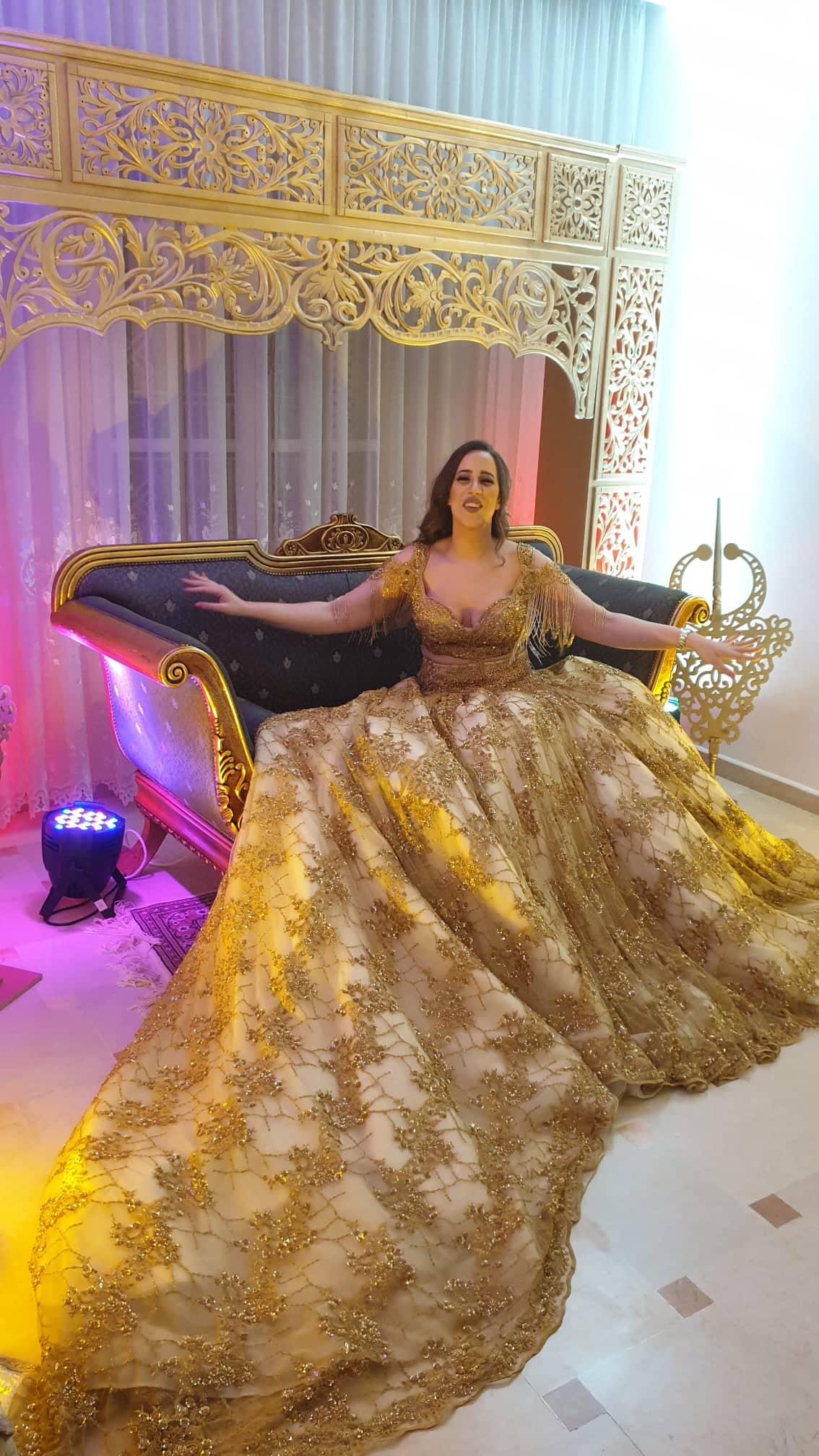 Emna_at3_plus_belles_mariées_tunisiennes2019