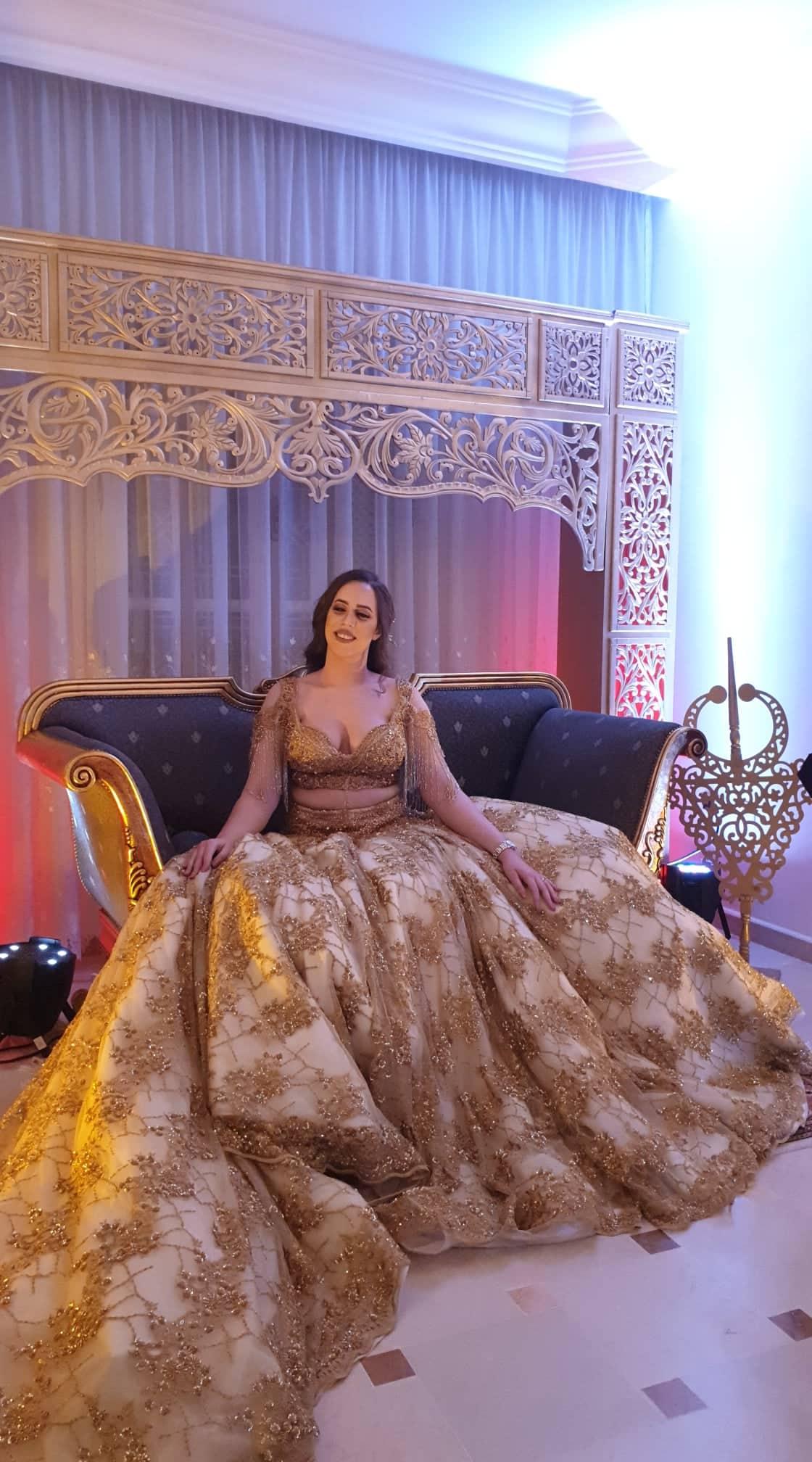 Emna_at4_plus_belles_mariées_tunisiennes2019