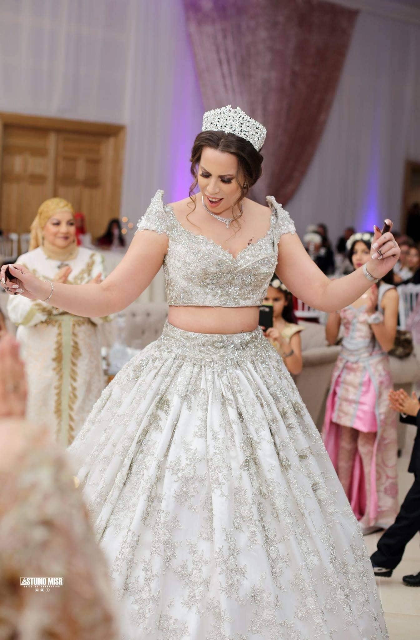 Emna_at6_plus_belles_mariées_tunisiennes2019