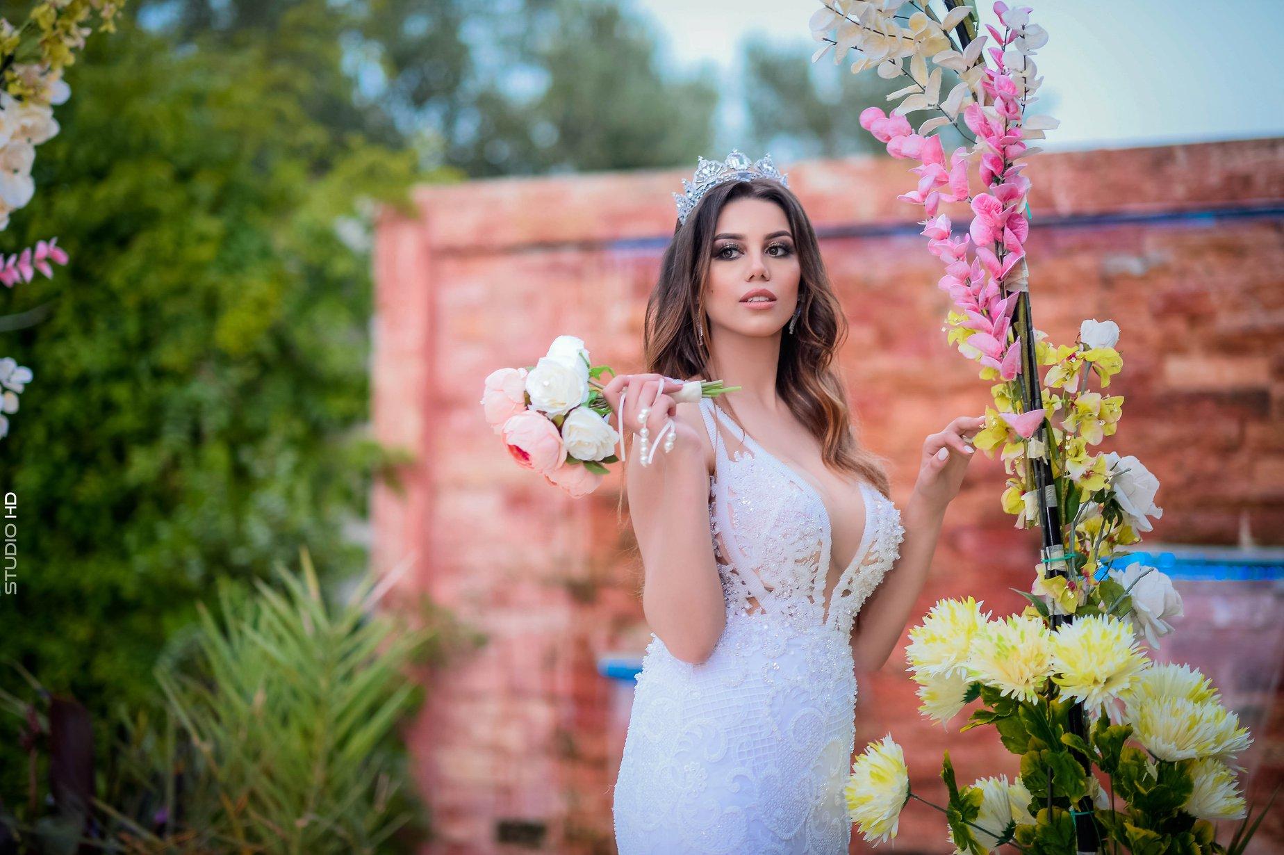 MARWA_plus_belles_mariées_tunisiennes2019