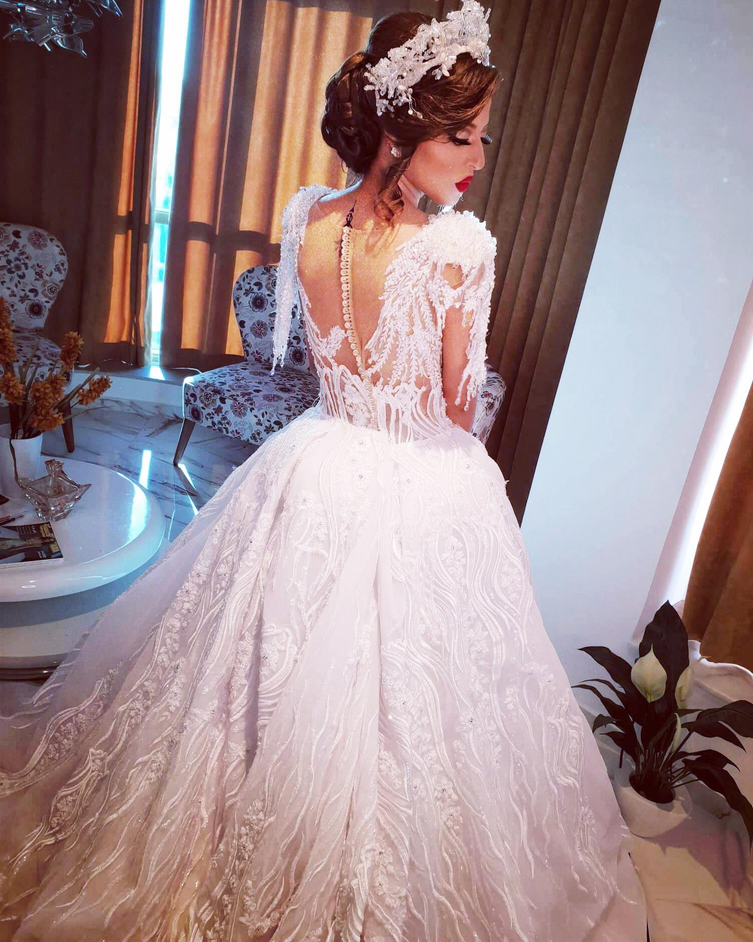 Rihab6_plus_belles_mariées_tunisiennes2019