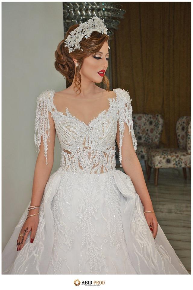 Rihab_plus_belles_mariées_tunisiennes2019