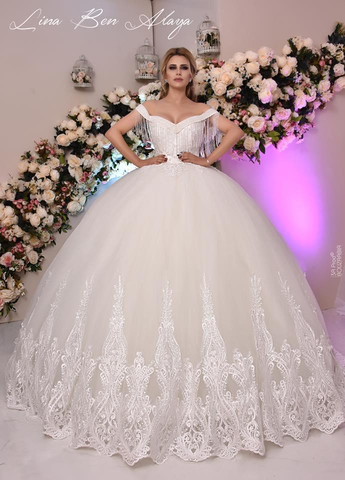 Top 10 des plus belles robes de mariées 2019 -10-