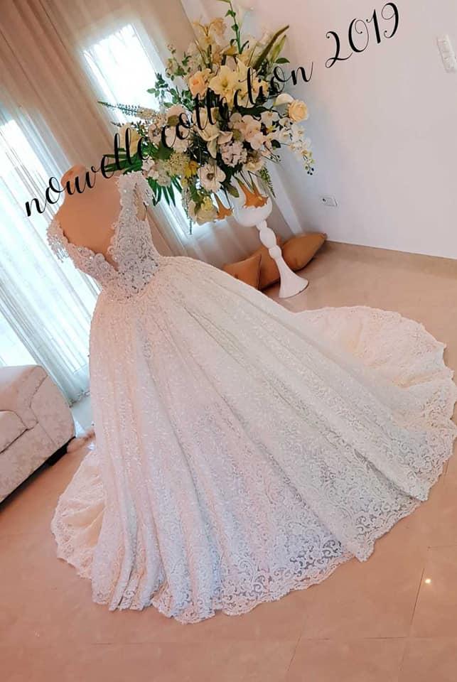 robe de mariage tunisie 2019,