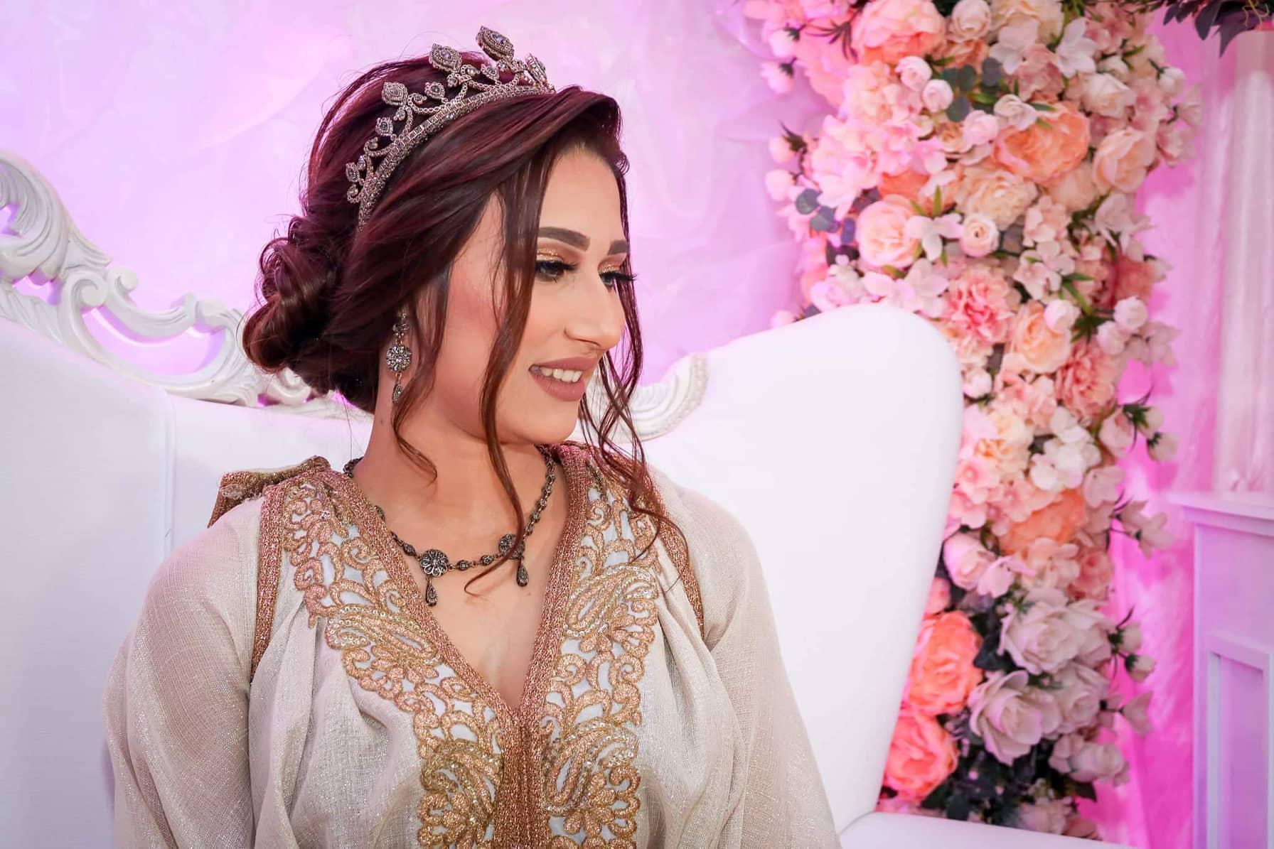 magazine Mariage à tout prix partage avec vous des photos de mariage de belles jeunes dames. robe mariage tunis