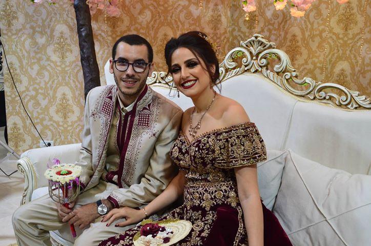 Nawres_ben2__plus_belles_mariées_tunisiennes2019