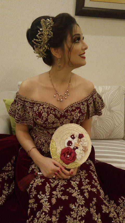 Nawres_ben3__plus_belles_mariées_tunisiennes2019