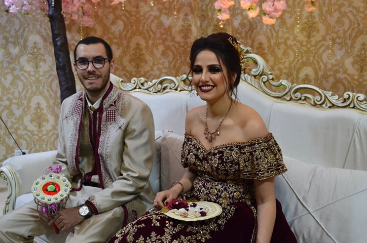 Nawres_ben4__plus_belles_mariées_tunisiennes2019