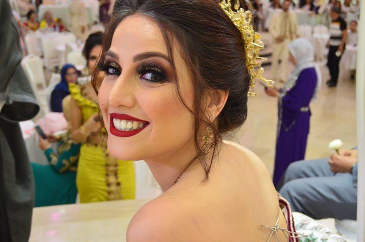 Nawres_ben5__plus_belles_mariées_tunisiennes2019