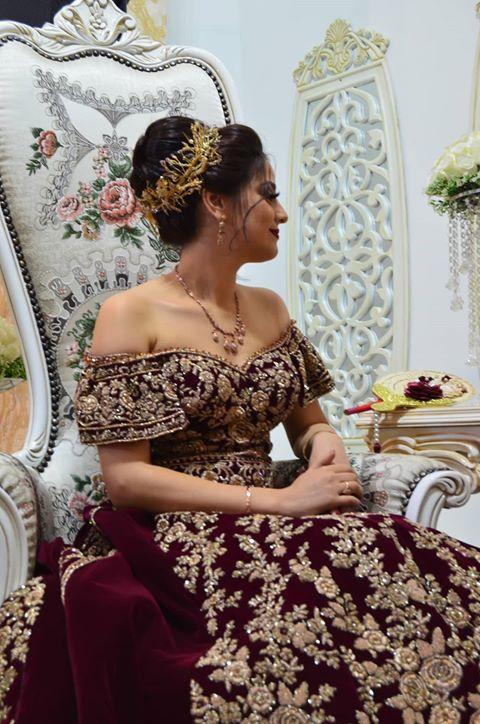 Nawres_ben6_plus_belles_mariées_tunisiennes2019