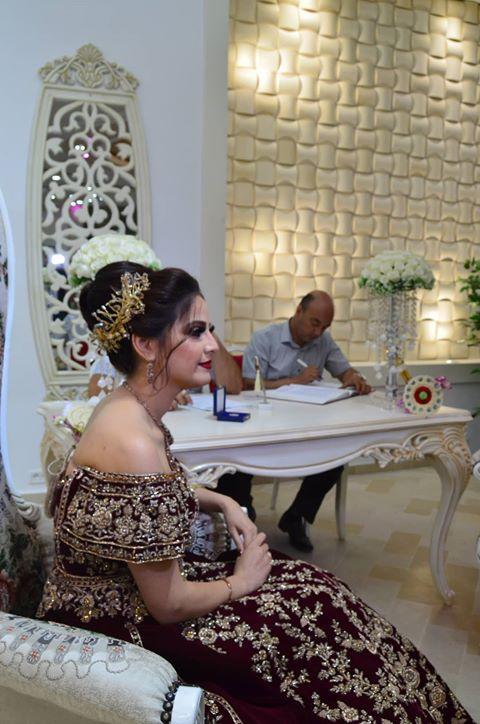 Nawres_ben7_plus_belles_mariées_tunisiennes2019