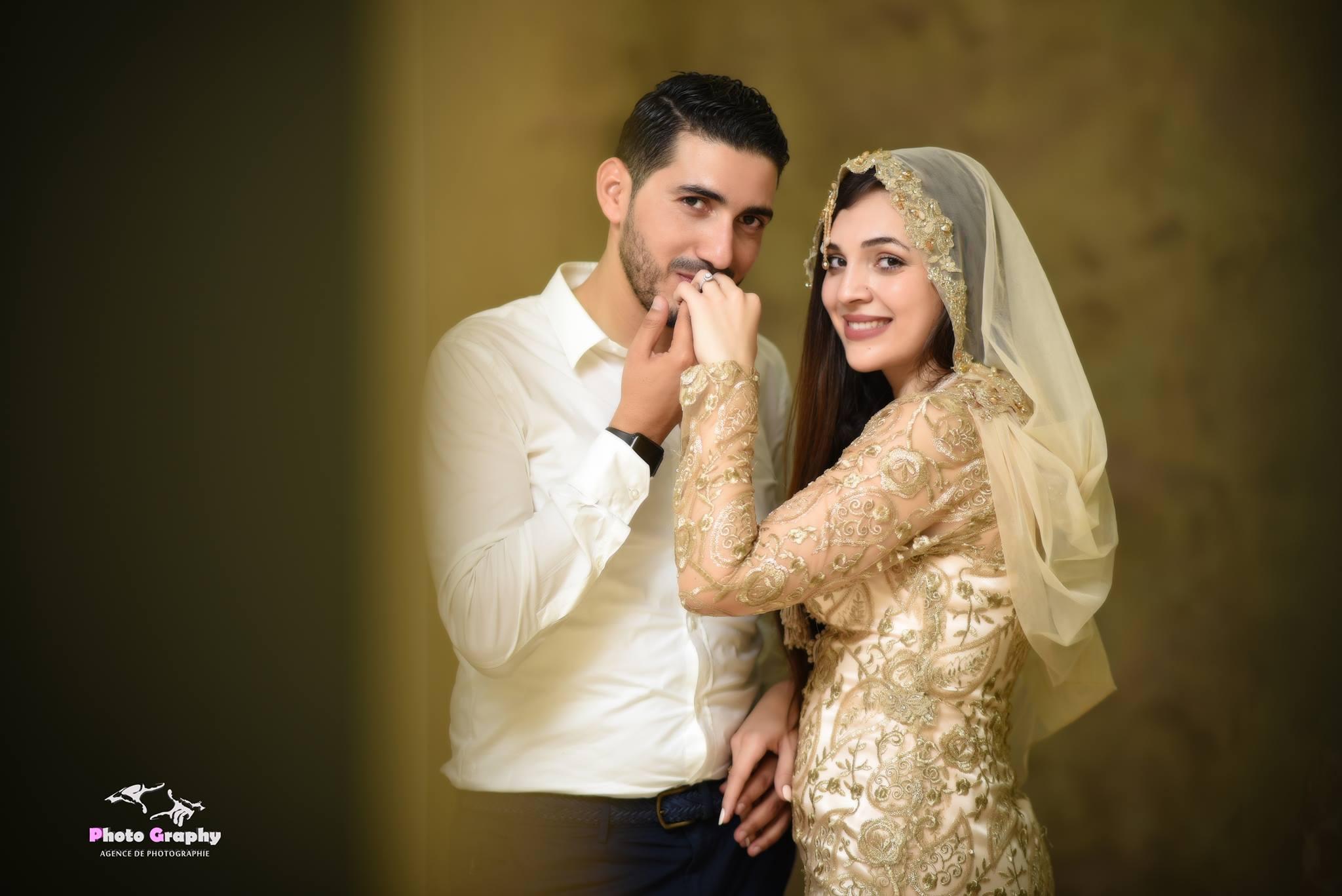 hajer_bzes14_plus_belles_mariées_tunisiennes2019