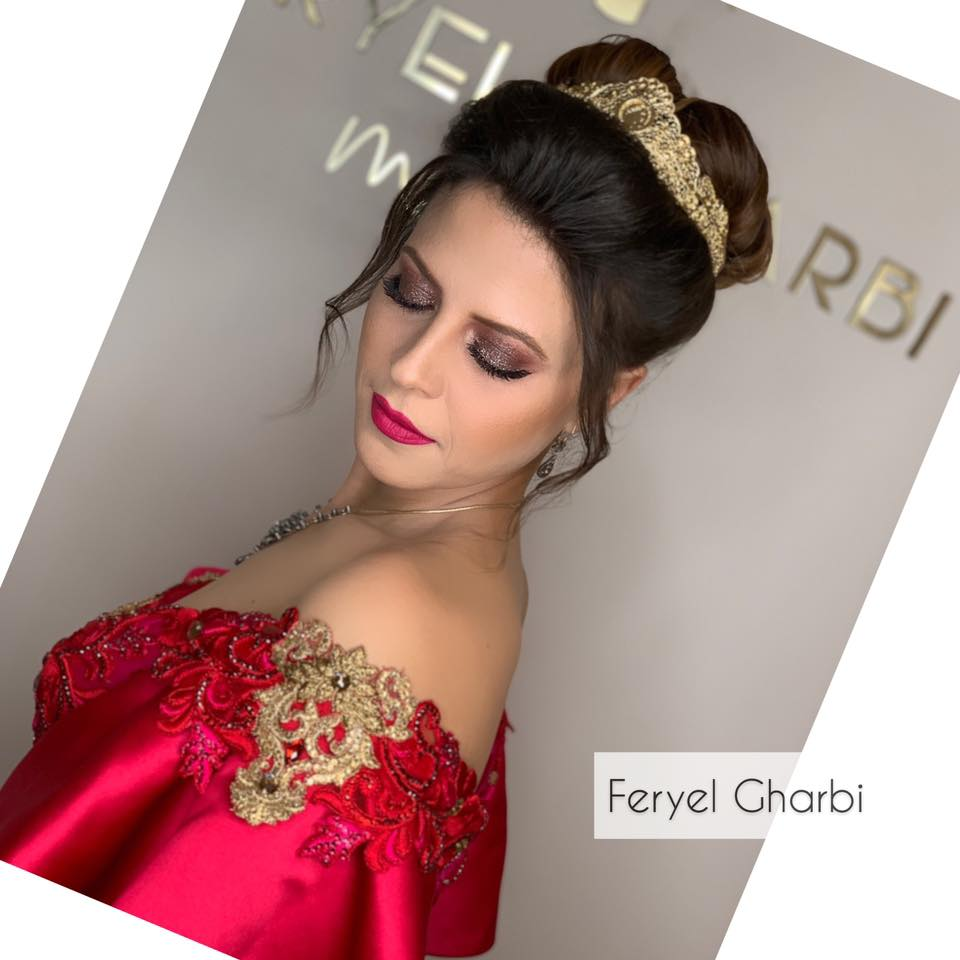feriel_gharbi2_make_up_artiste_nabeul_2019