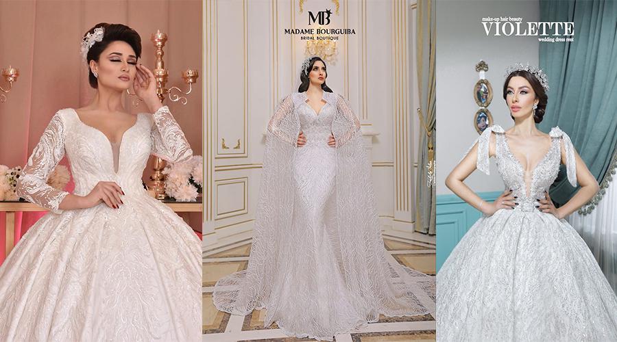 Top 10 des plus belles robes de mariées 2